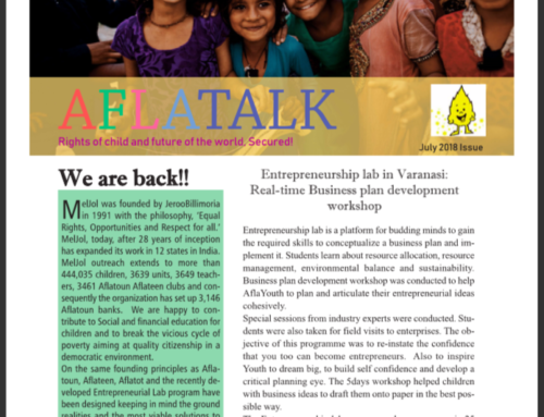AFLATALK July 2018 Issue