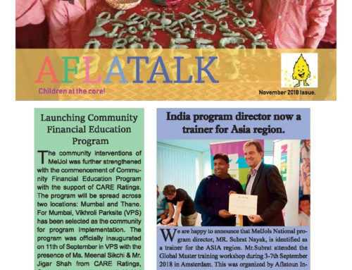AFLATALK November 2018 Issue
